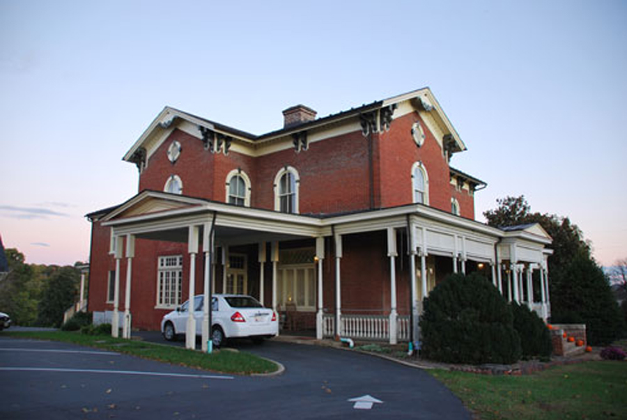 Lynchburg Mansion Inn Bed Breakfast