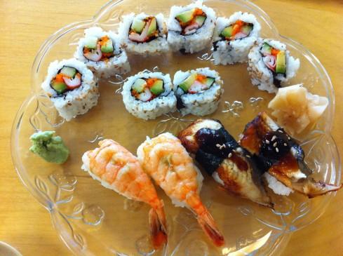 004 sushi solo