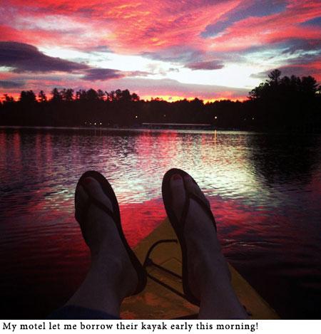 10.15 feet_sunrise_lake_placid