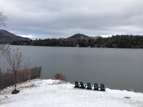11.19 Snowy Lake