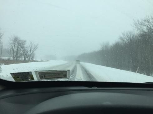 2-13_Snowy Road