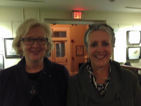Sara Crickenberger and Lynn Creamer of Carnegie Hall_n