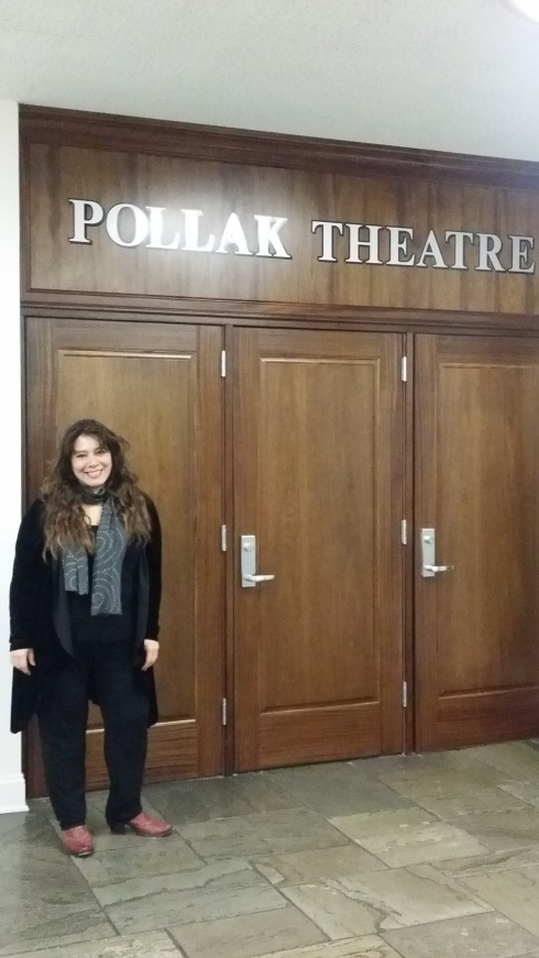 4Director at Pollak Theater Monmouth