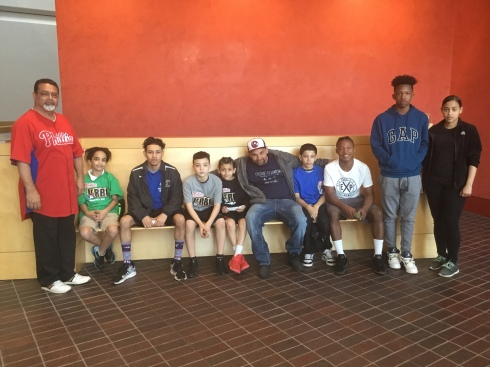 Screening #3_ Coach Leo Martinez and Boys _ Girls Club team